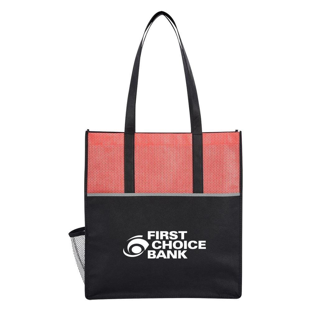 Promenade Non-Woven Tote Bag - Personalization Available