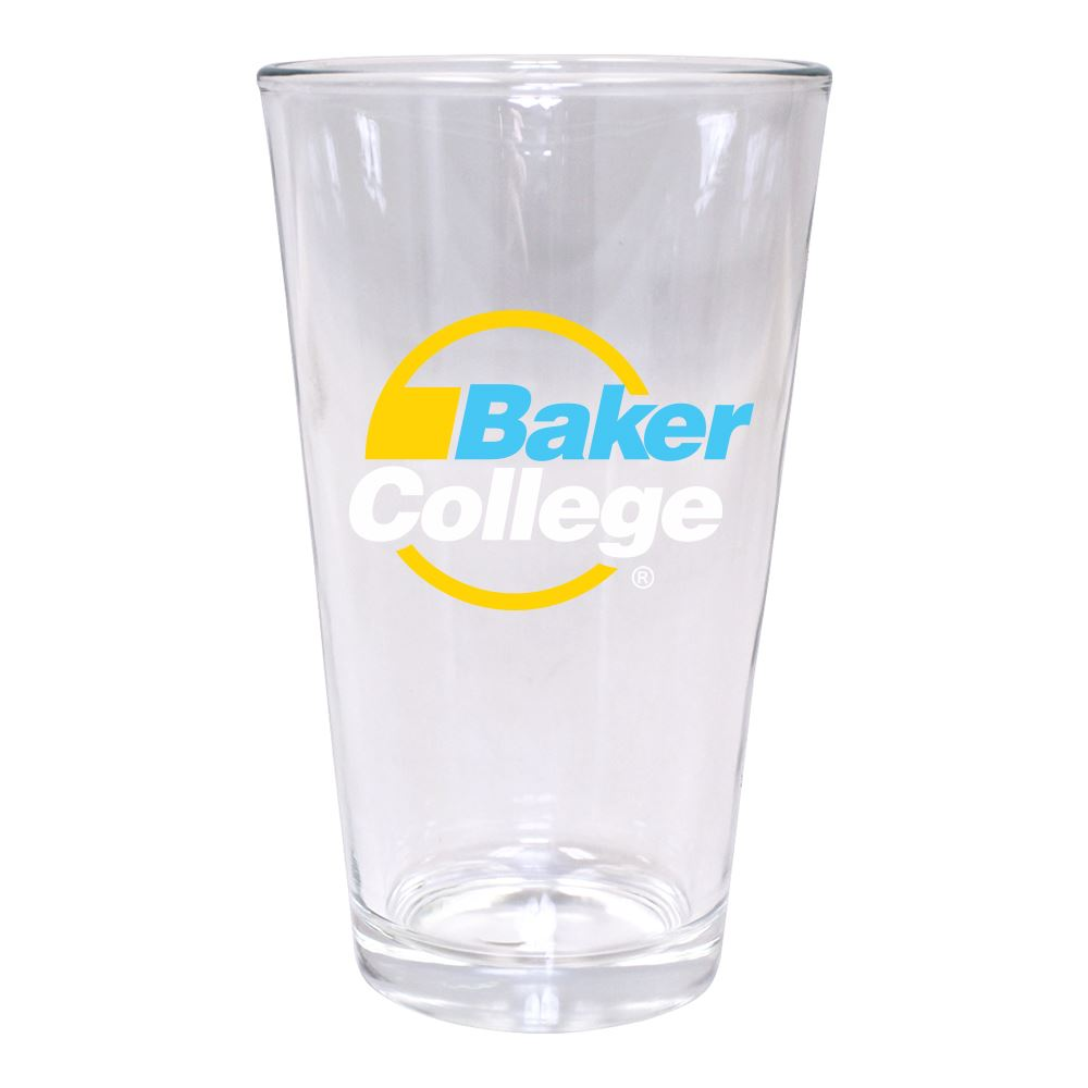 Pint Glass Full Color Digital 16 Oz.-Personalization Available