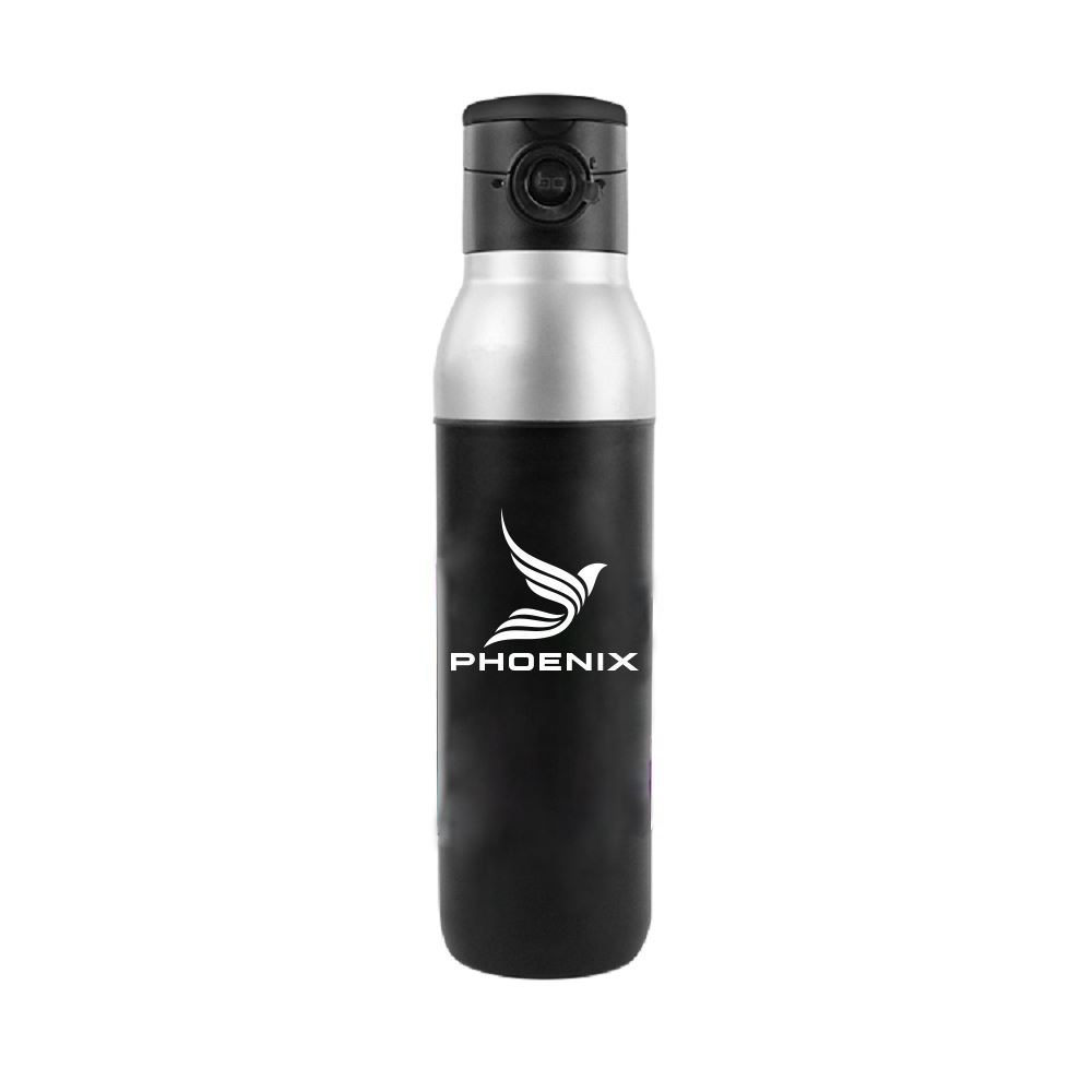 Basecamp Glacier Dual Opening Bottle-Personalization Available