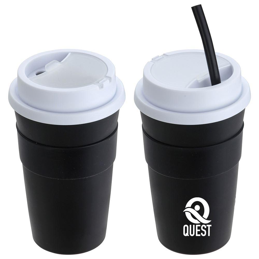 Bistro 14 Oz Coffee Cup