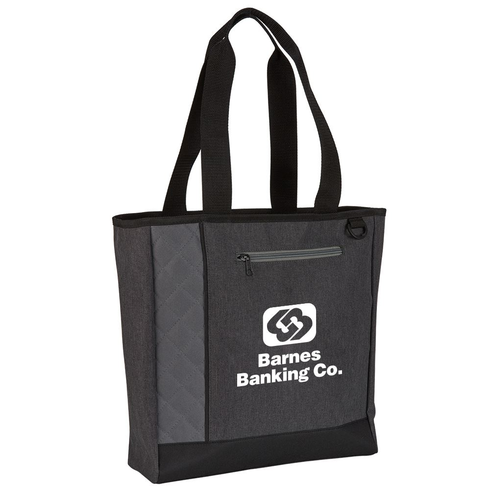 Carryall Zippered Tote - Personalization Available