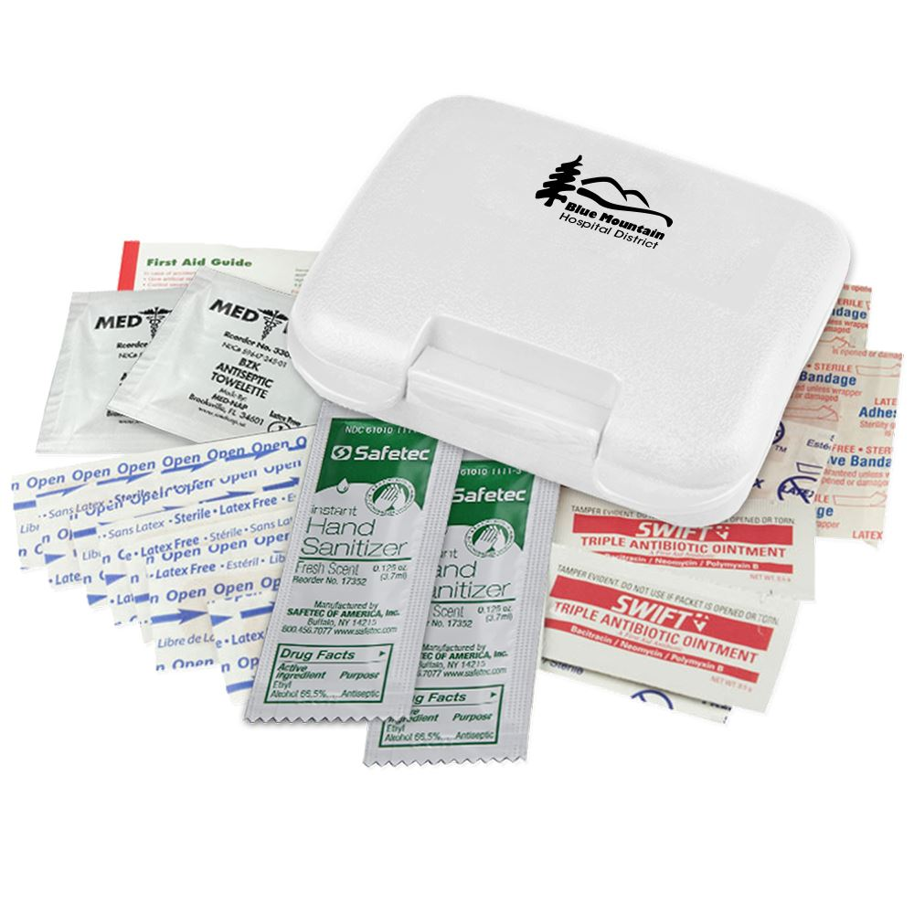 Pocket First Aid Kit - 22 piece