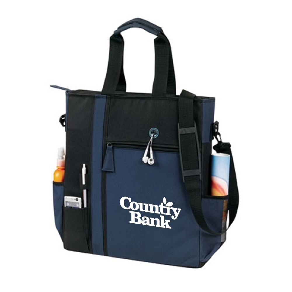 Utility Manager Brief Tote
