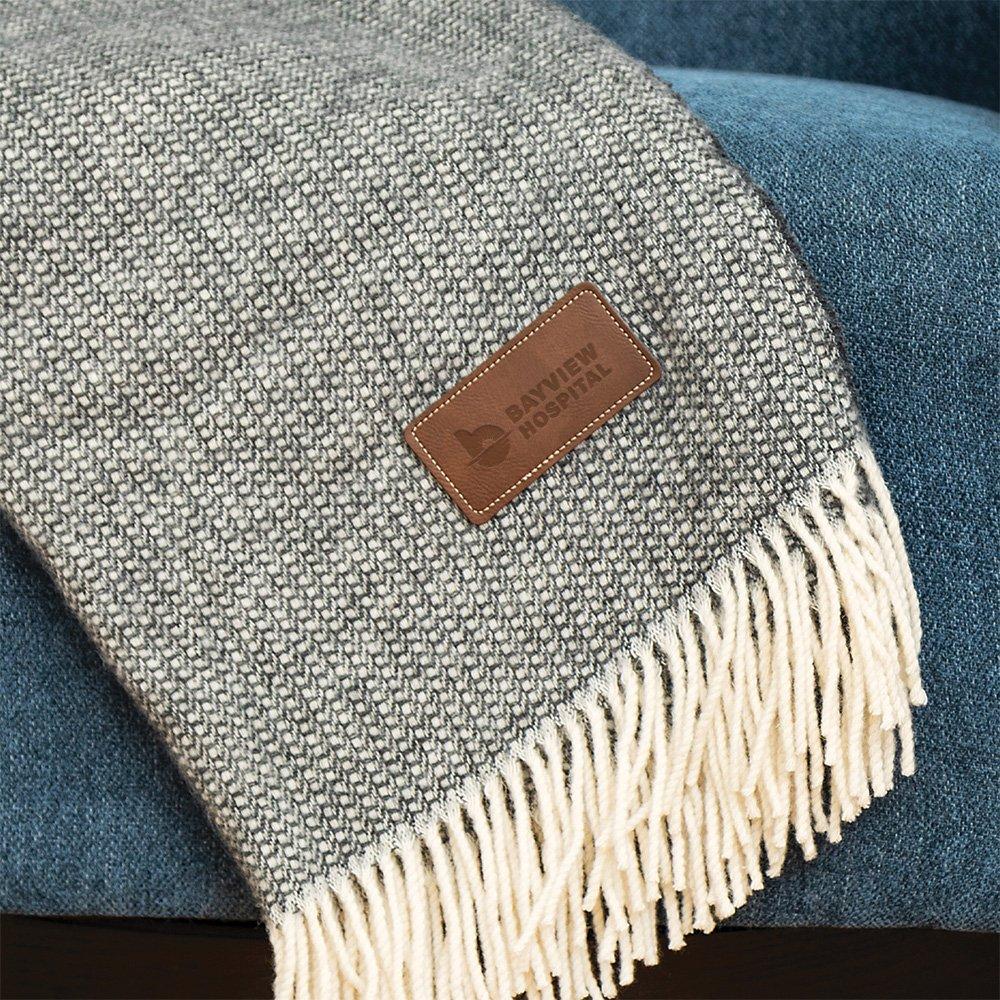 Tattersall Wool Blanket