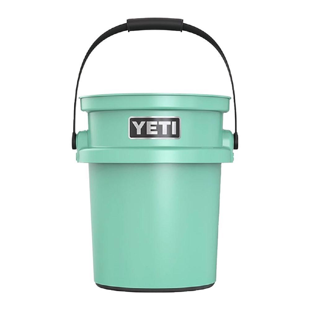 Seafoam Yeti 5 Gallon Loadout Bucket