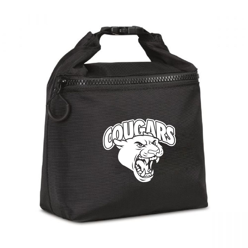 Remmy Wipeable Roll Top Pouch - Personalization Available