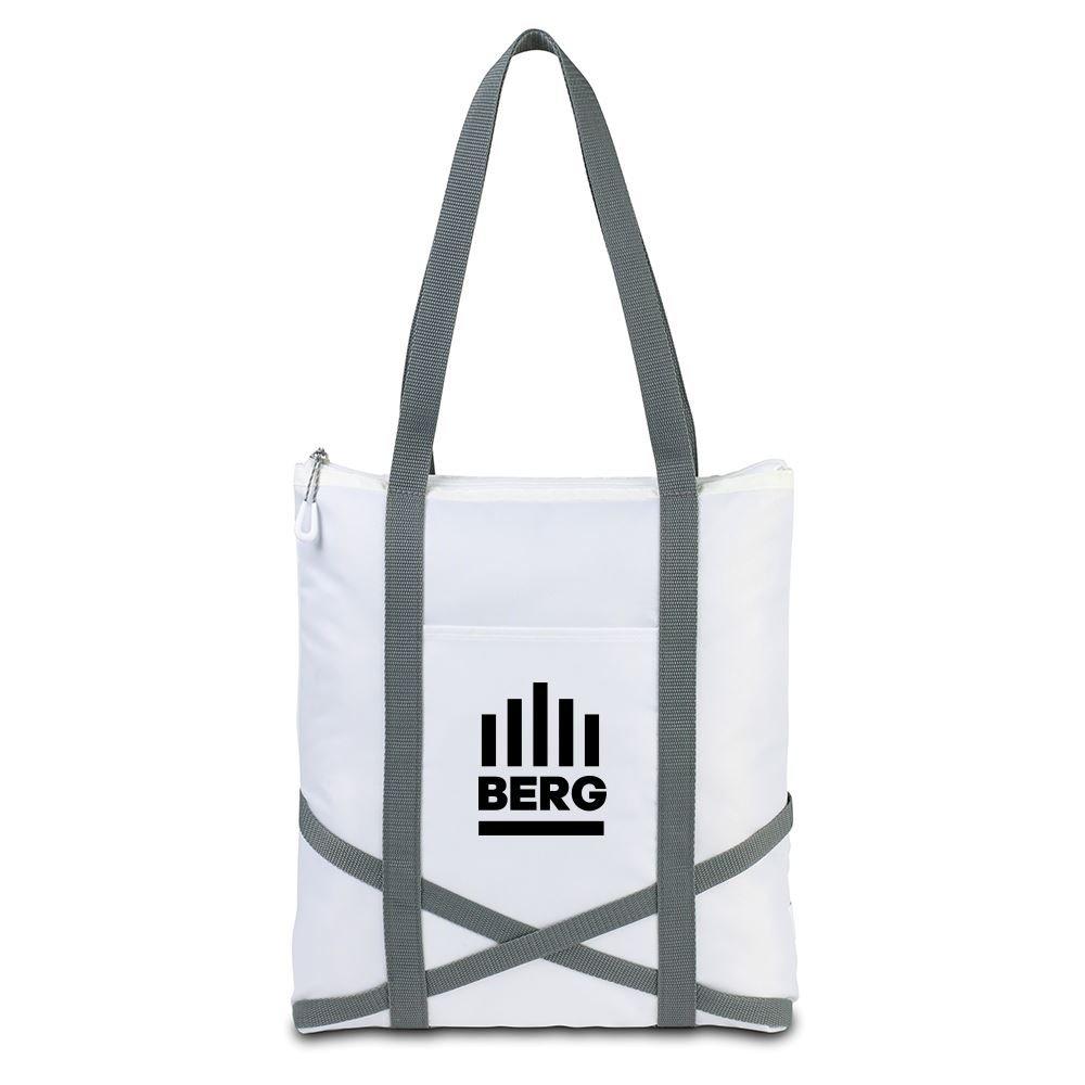 Vertiggo Sporty Tote Bag� - Personalization Available