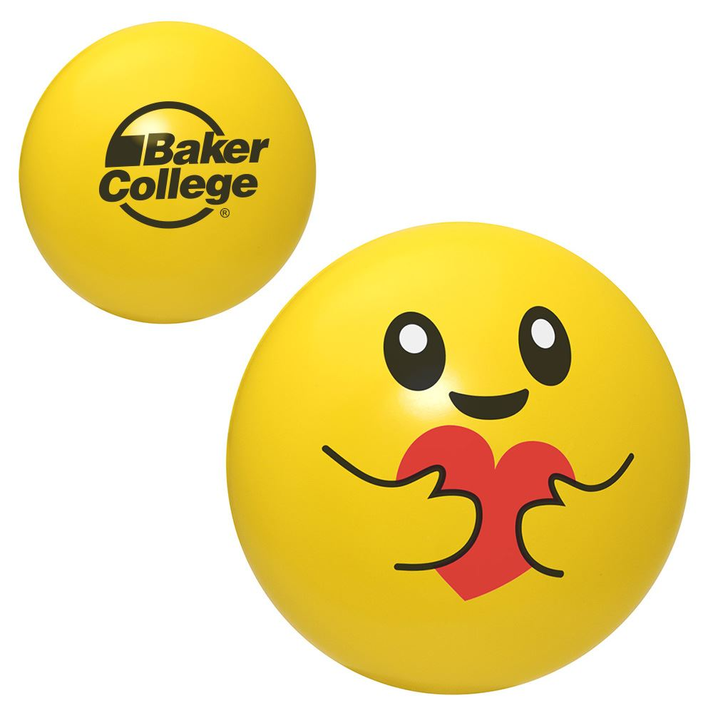 Emoji Hugging Stress Reliever- Personalization Available
