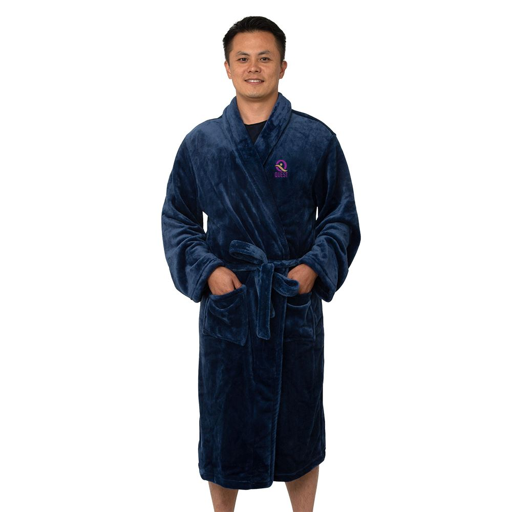 Leisure Mink Touch Luxury Robe