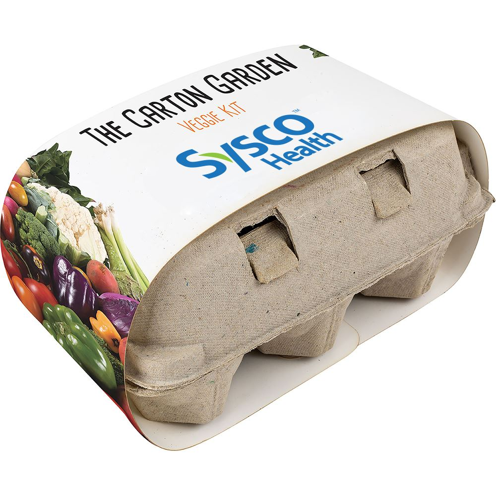 Garden in A Carton Grow Kit