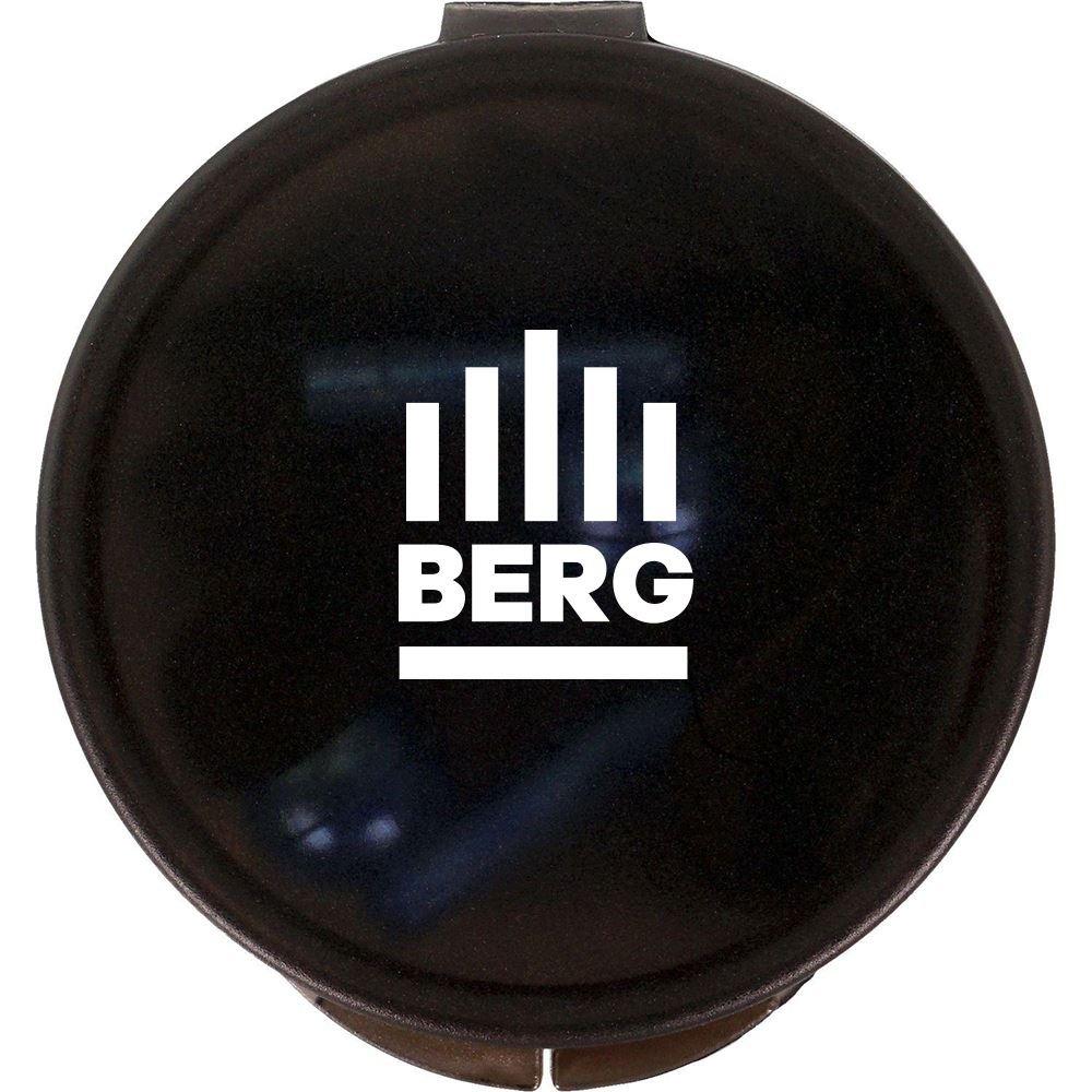 Round Metallic Earbud Set
