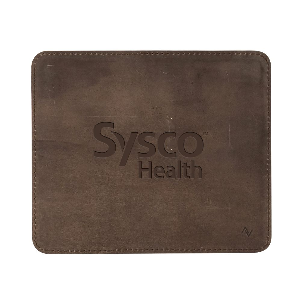 Hackler Leather Mouse Pad-Personalization Available