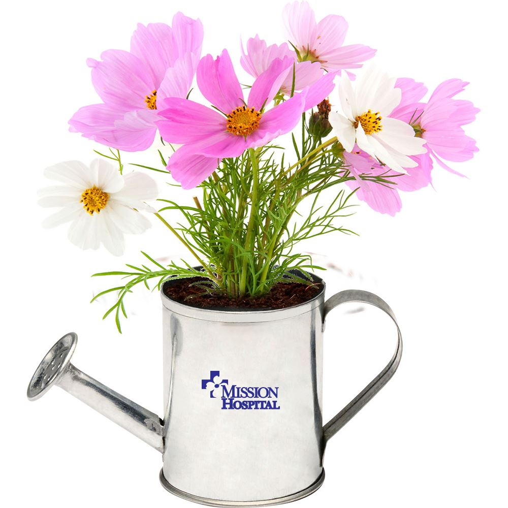 Watering Can Planter Kit - Personalization Available