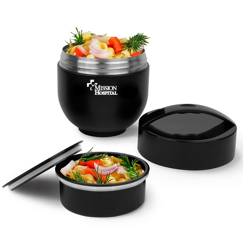 Stainless Steel Vacuum-Sealed Lunch Box Container
