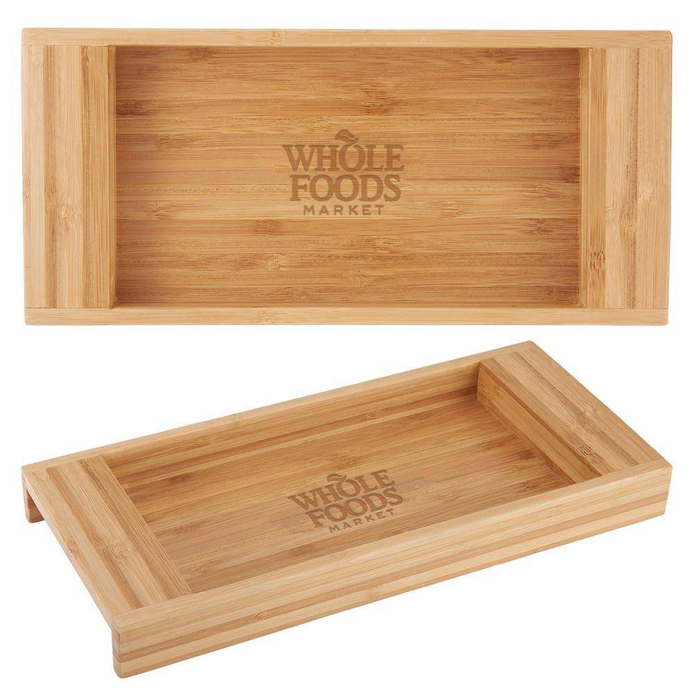 Bamboo Personal Accessory Tray