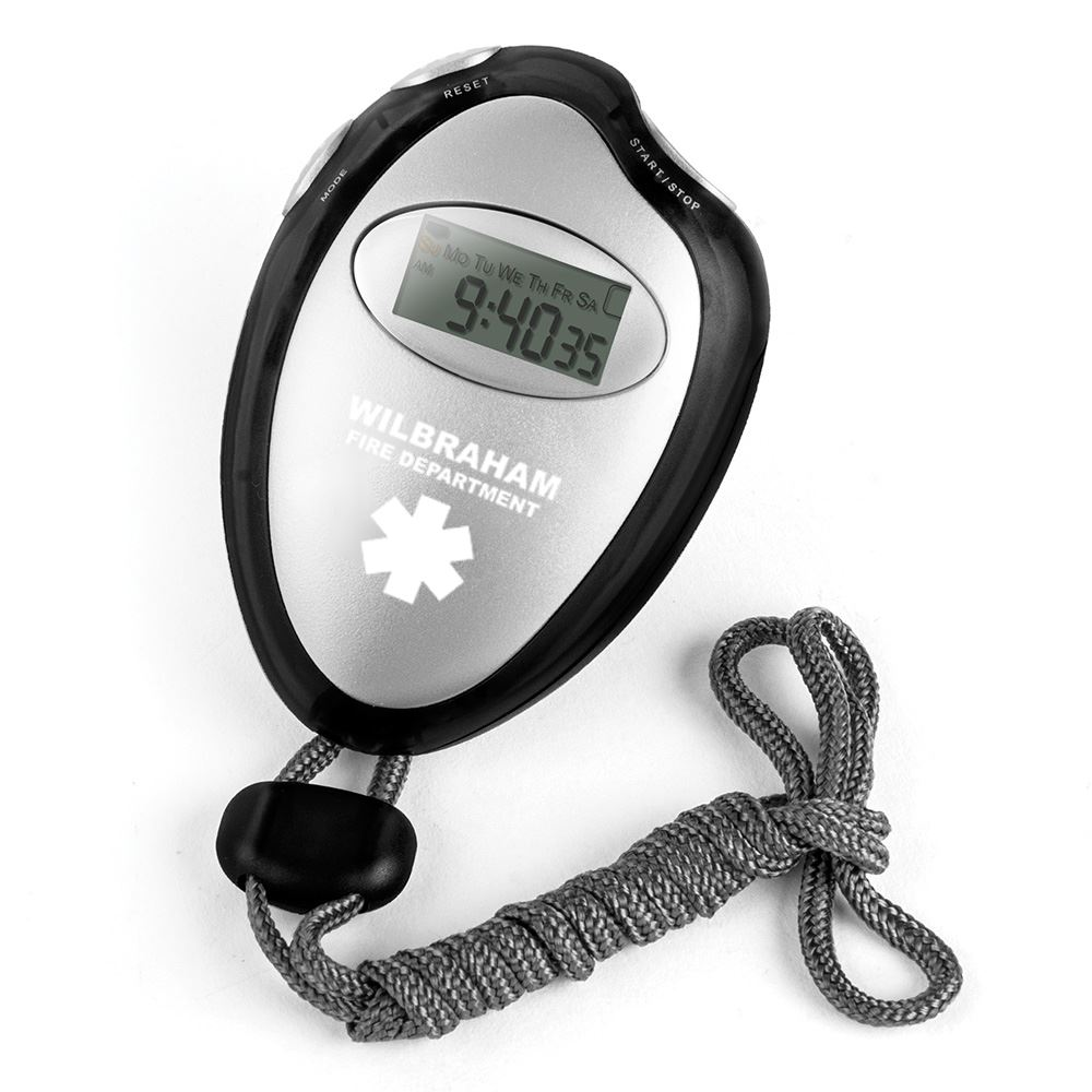 Translucent Stopwatch- Personalization Available