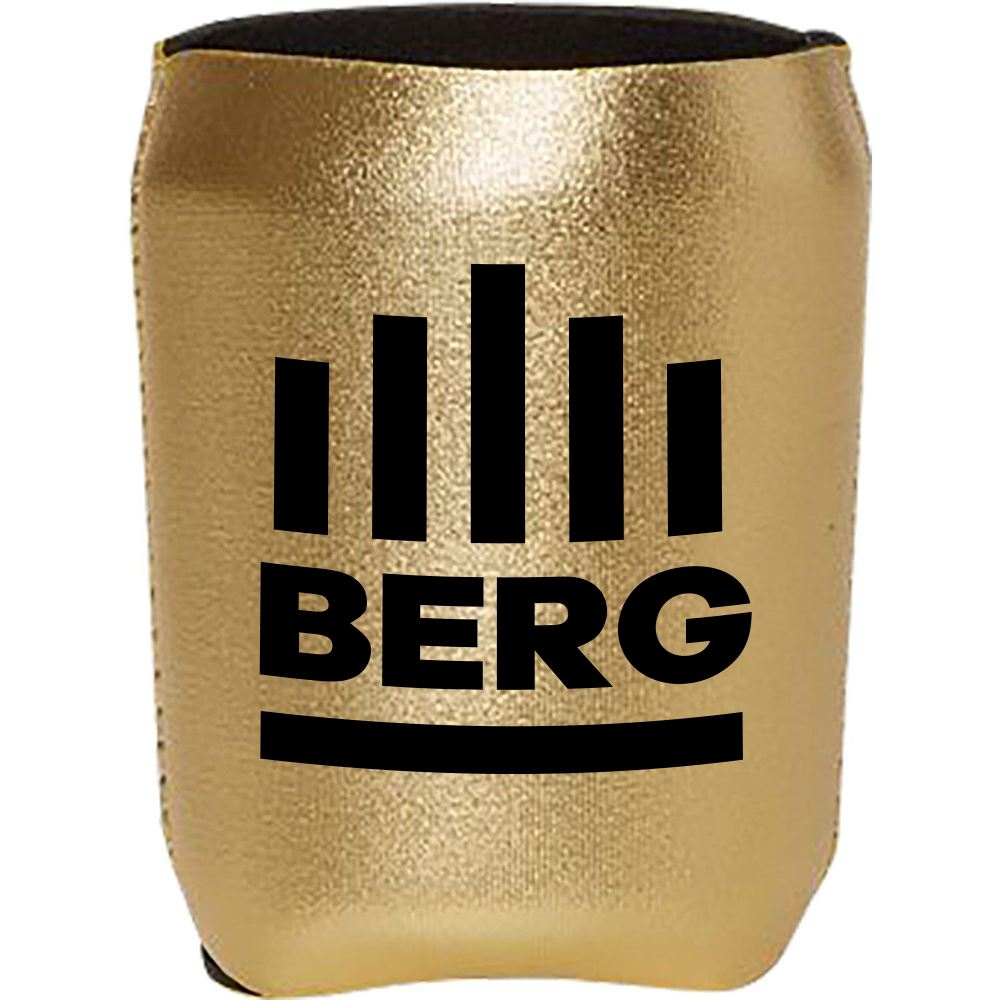 Metallic Neoprene Can Holder