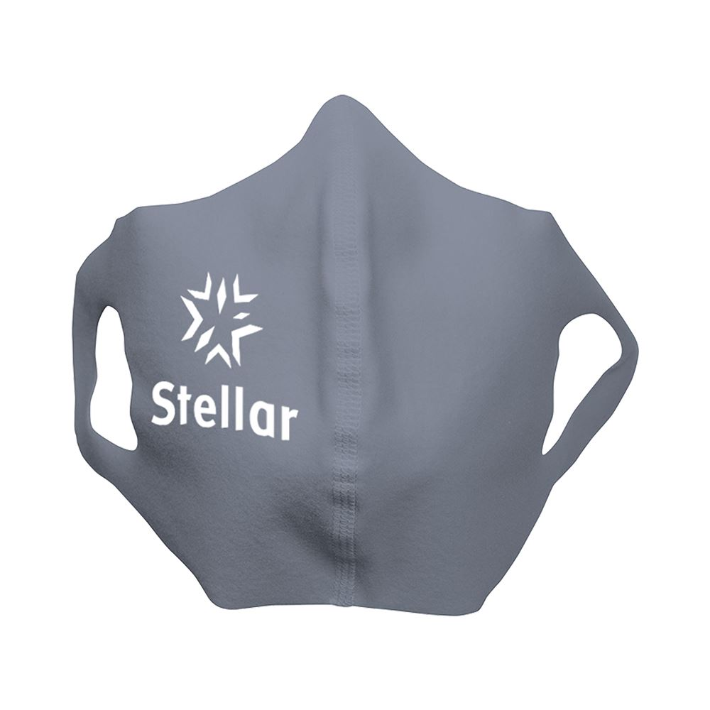 Sentinel Polyester Heat Transfer Face Mask