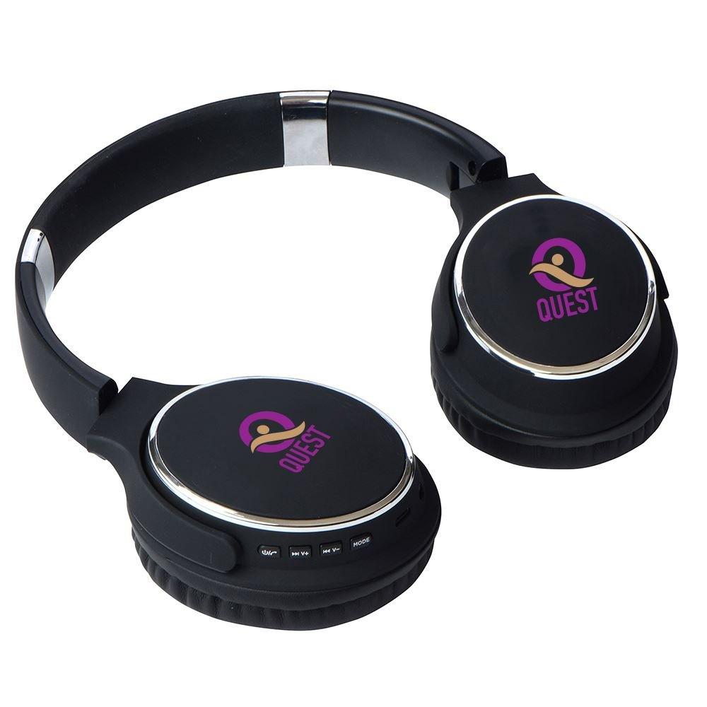 Seattle Wireless Headphones with 400 mAh Battery