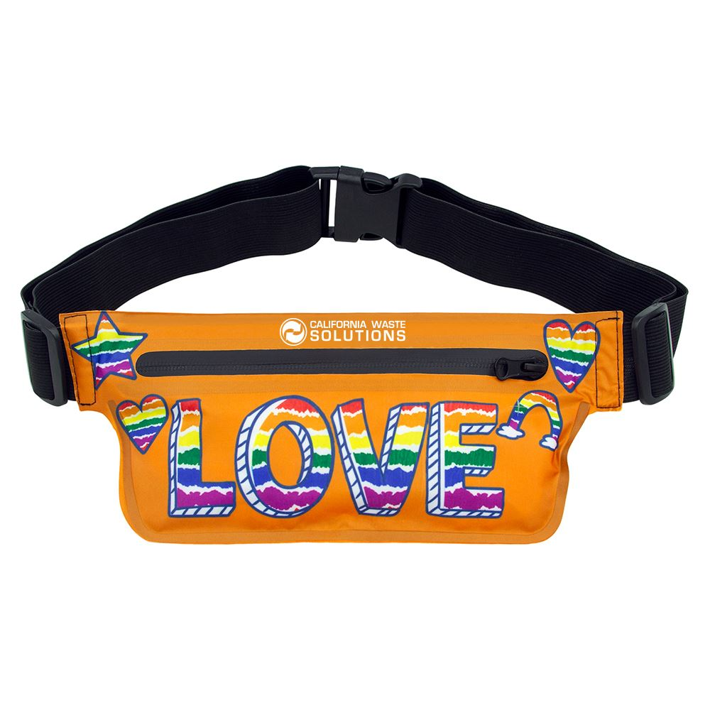 Pride Waist Pack - Personalization Available