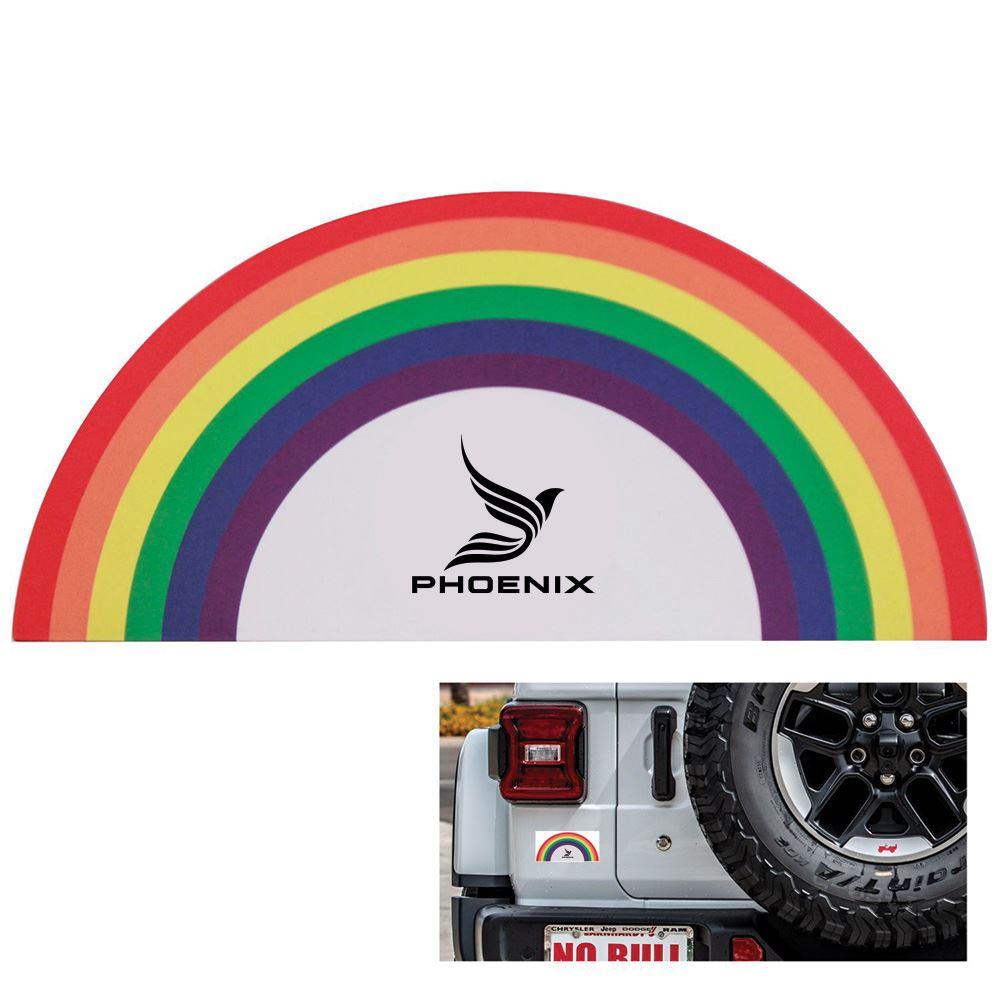Rainbow Magnet - Personalization Available