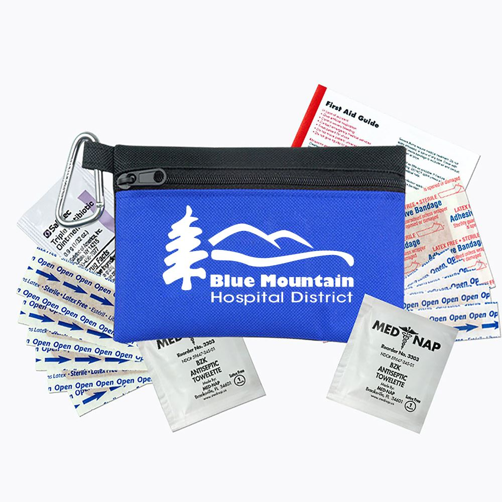 Primary Care First Aid Kit- Personalization Available