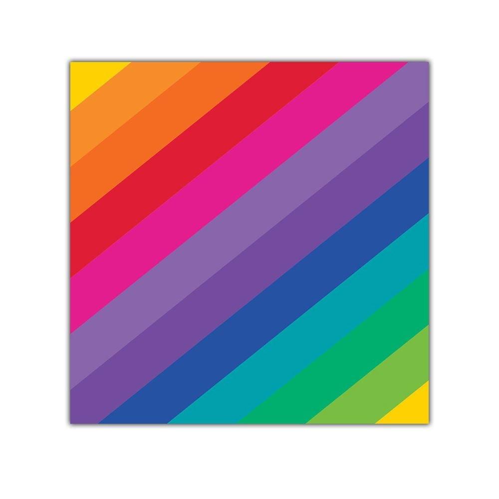 Rainbow Pride Beverage Napkins - 16 Per Unit