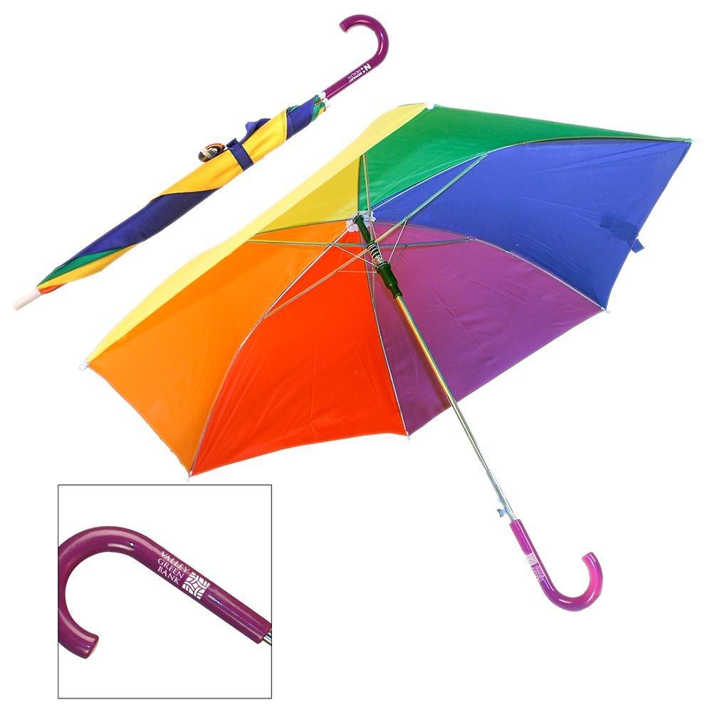 Rainbow Umbrella - Personalization Available