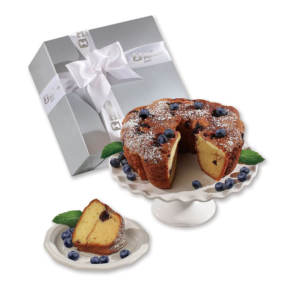 Gourment Blueberry Coffee Cake