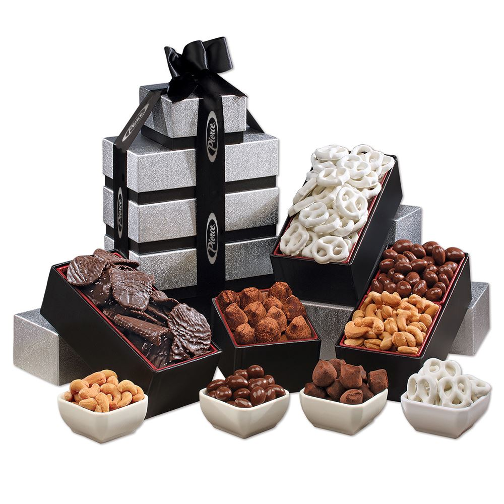 Tower of Pure Decadence Gift Set