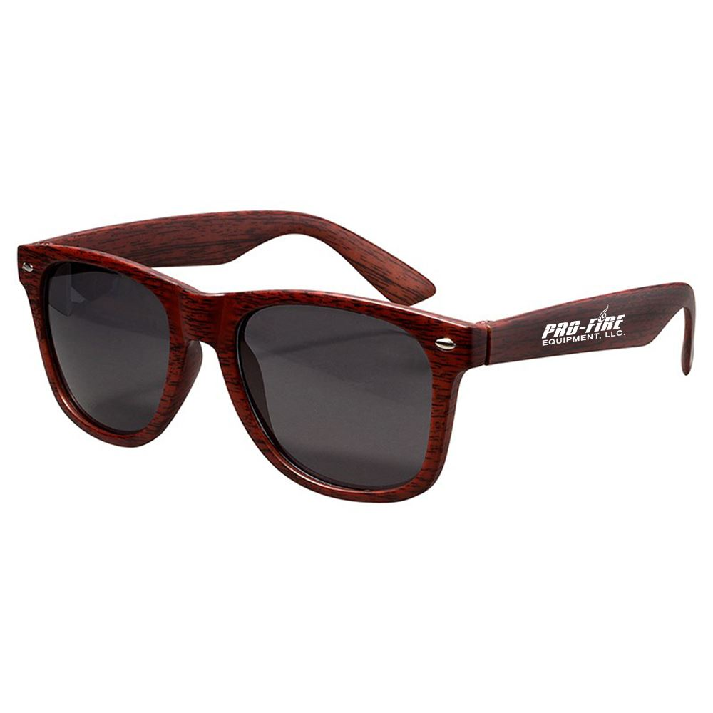 Woodtone/Woodgrain Sunglasses
