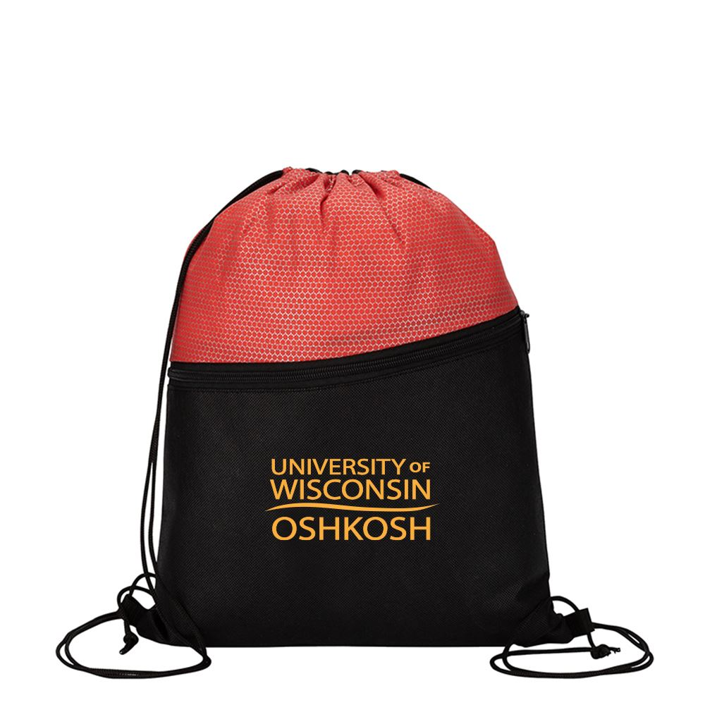 Lynden Drawstring Bag - Personalization Available