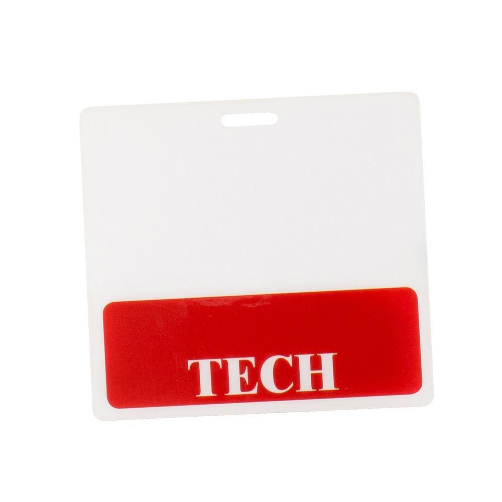 Technician Position Badge Buddies Horizontal