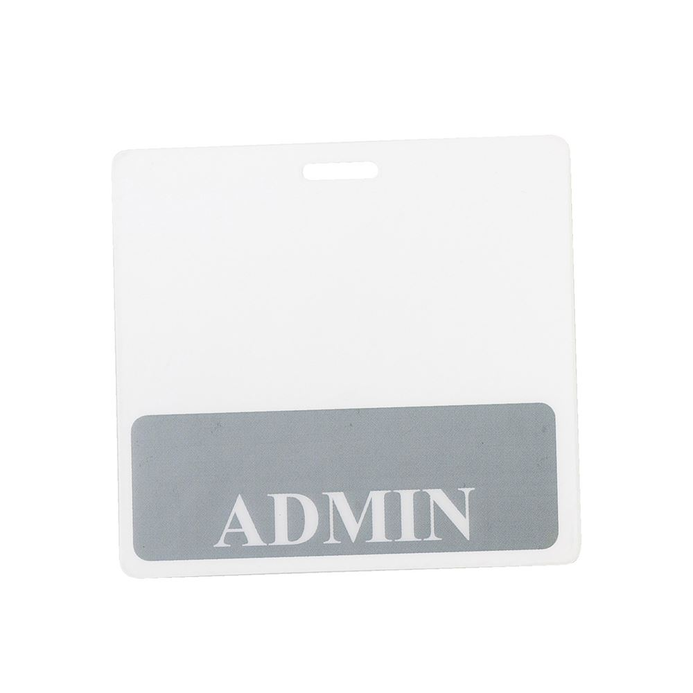 Adminstration Position Badge Buddies Horizontal