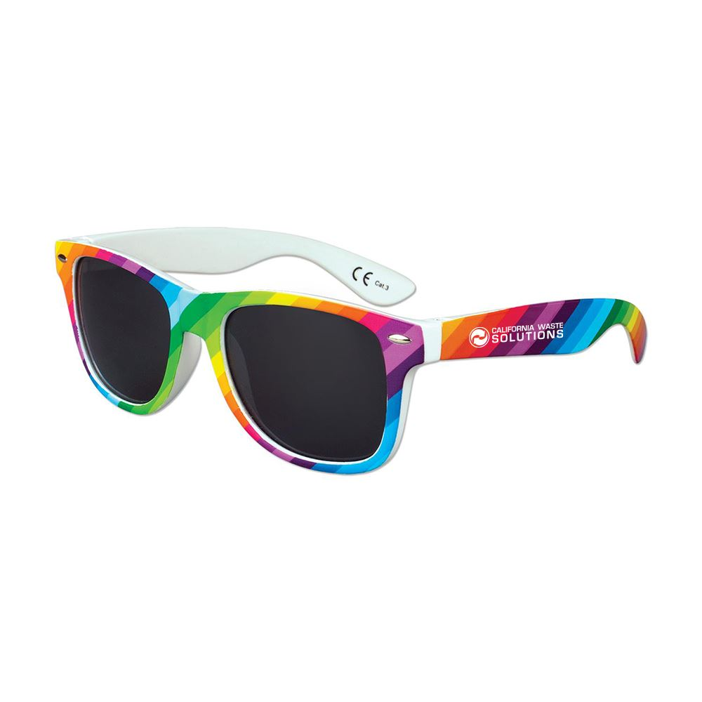 Rainbow Iconic Sunglasses