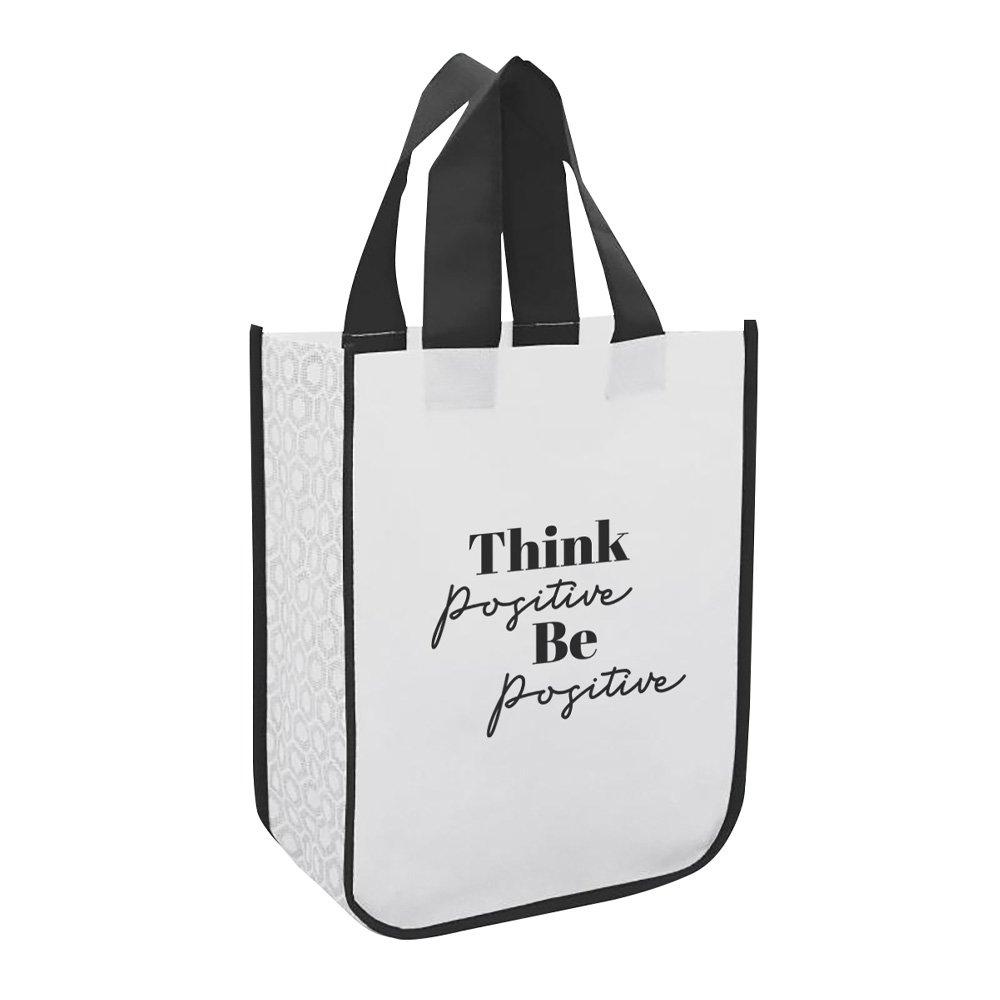 Lola Non-Woven Small Shopper Tote Bag