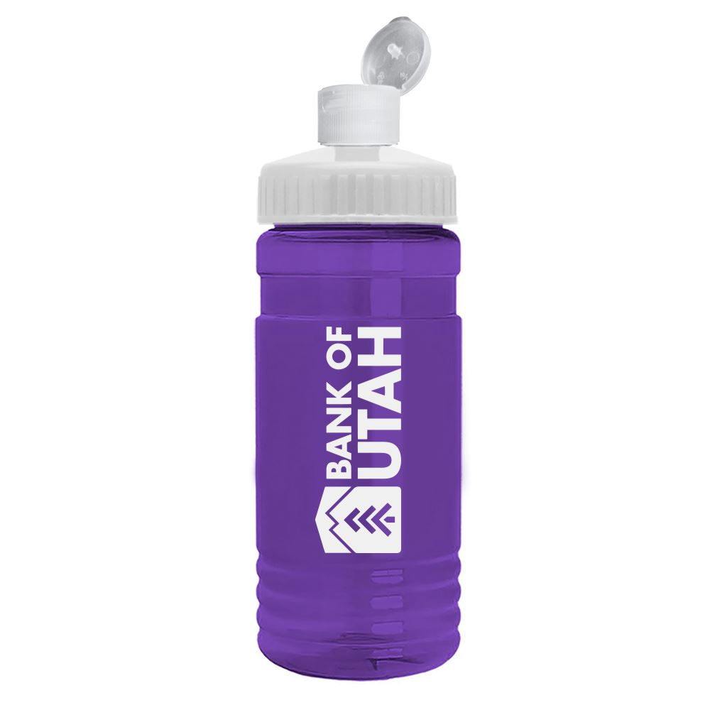Flip Top Dispenser Bottle 20 oz.