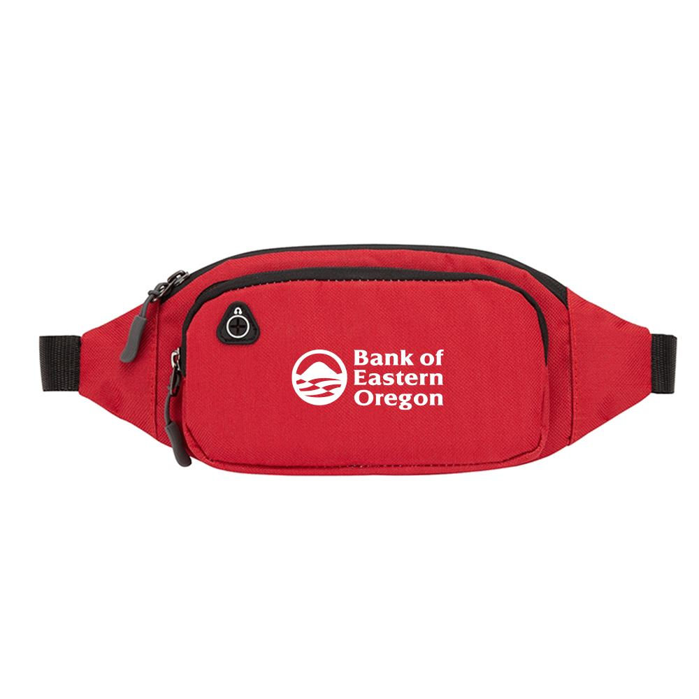 Corvelli Waist Bag - Personalization Available