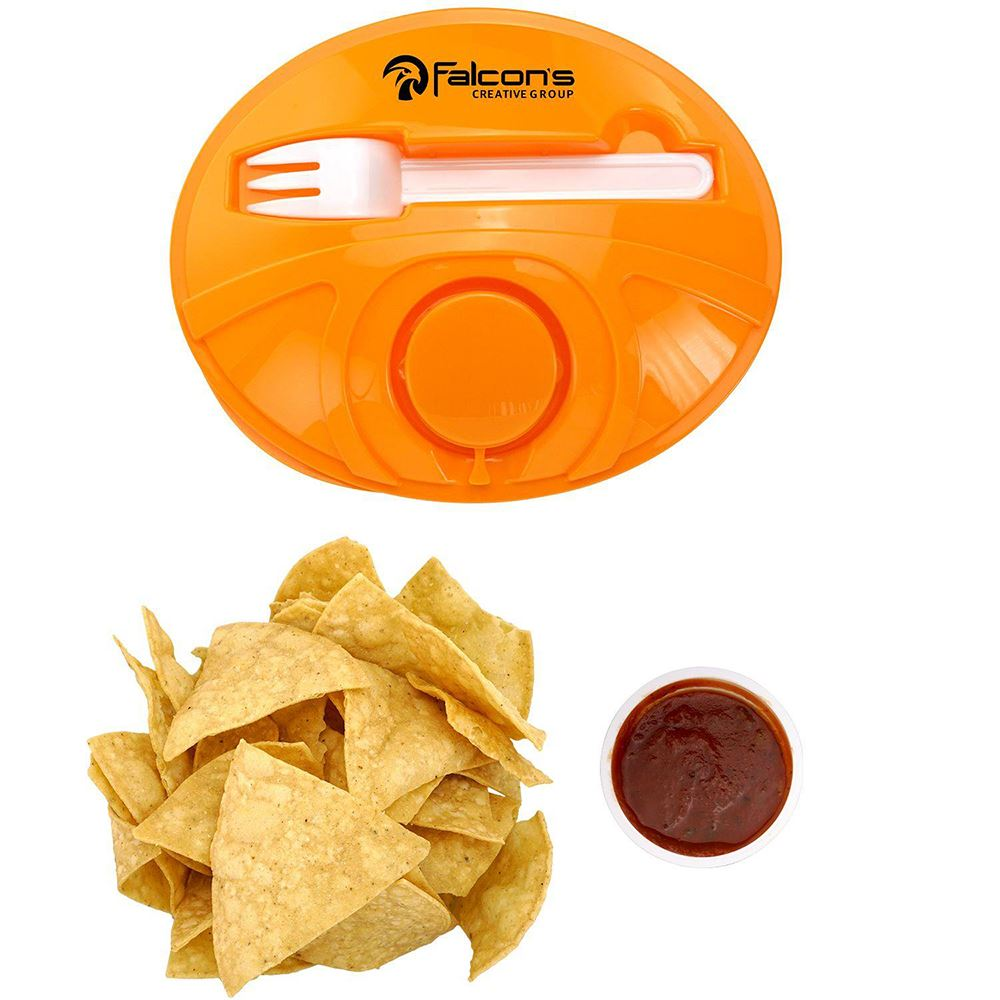 Oval Fiesta Container - Personalization Available