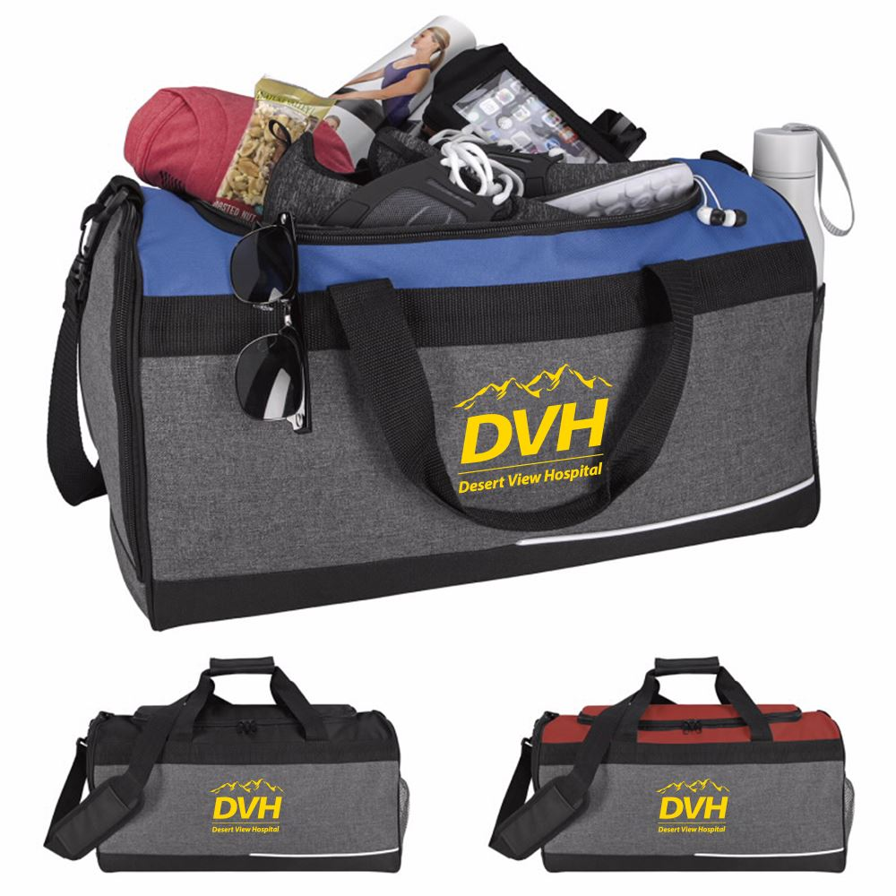 Power Play Duffel Bag - Personalization Available