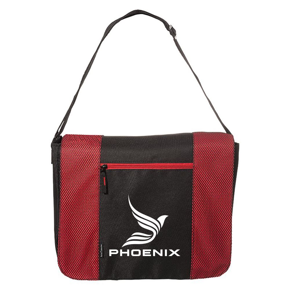 Porter Messenger Bag - Personalization Available