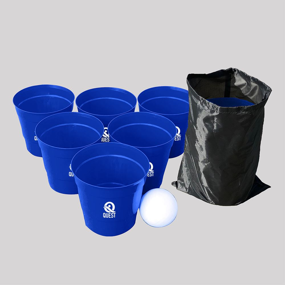 Lawn Pong Game - Personalization Available