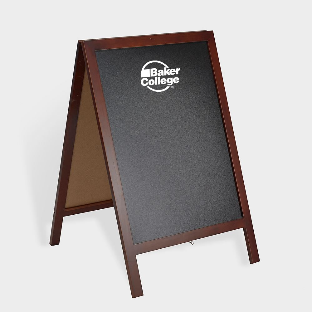 A Frame Menu Board - Personalization Available
