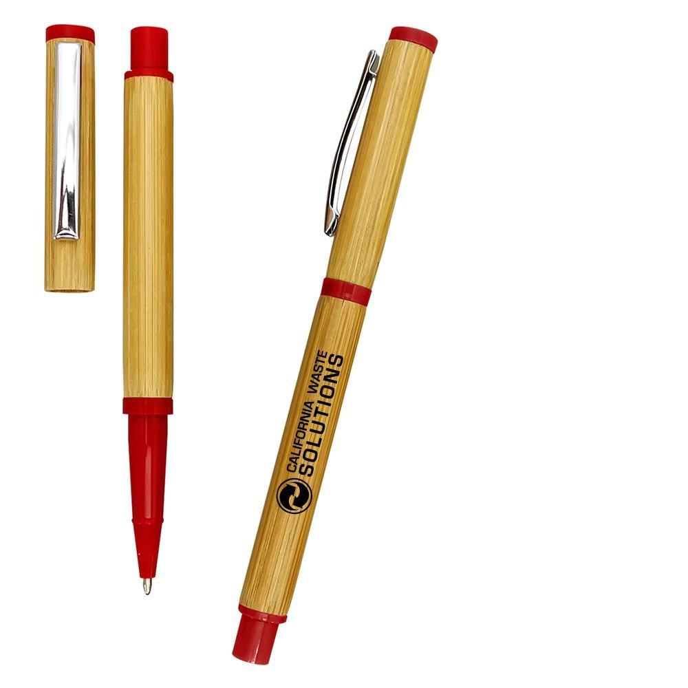 Bamboo Nova Pen- Personalization Available
