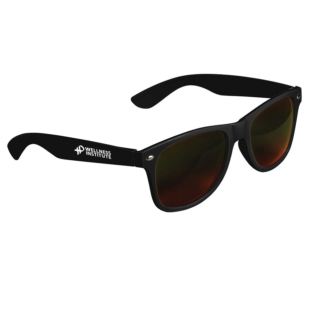 Cool Vibes Metallic Lenses Sunglasses