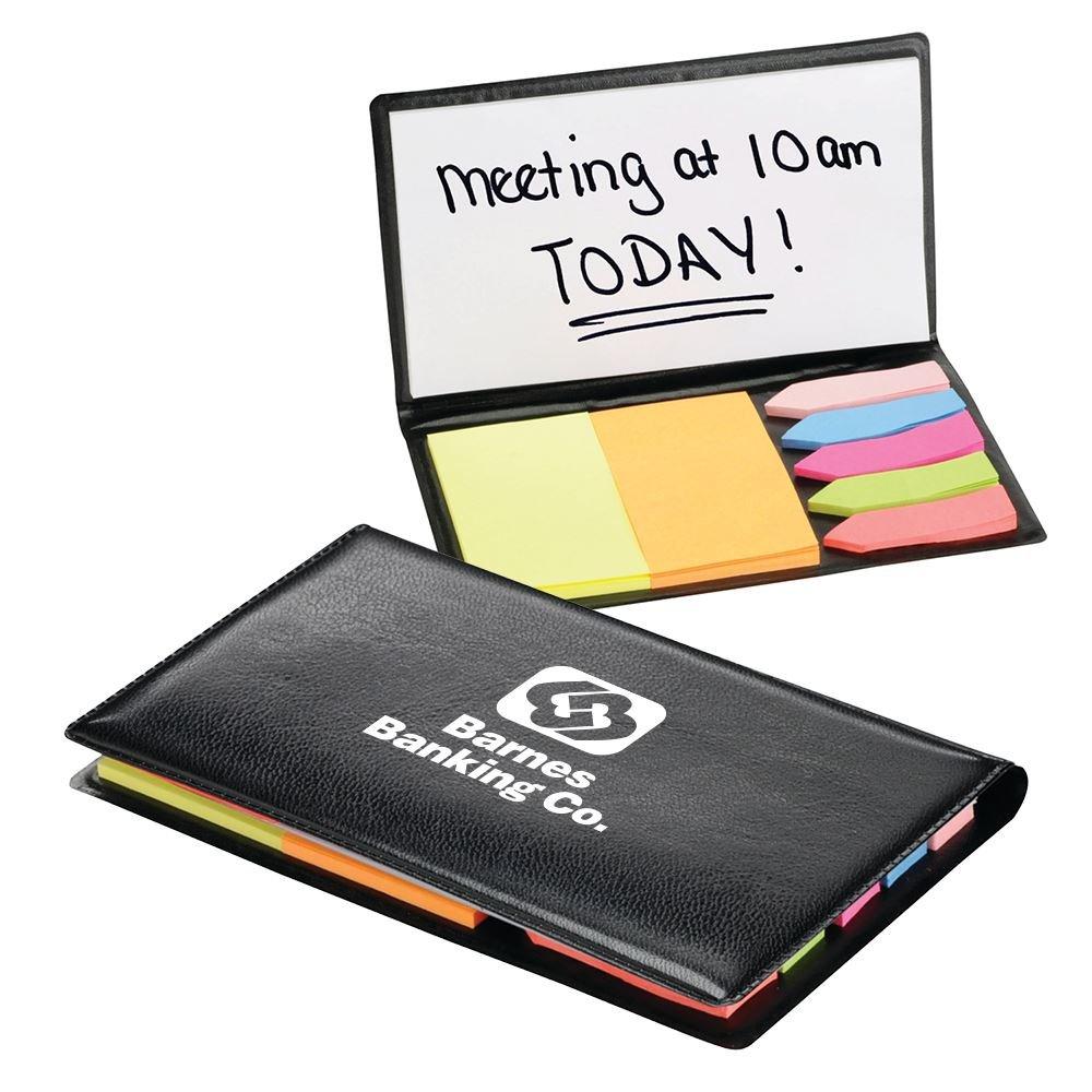 Slimline Sticky Memo Pad - Personalization Available