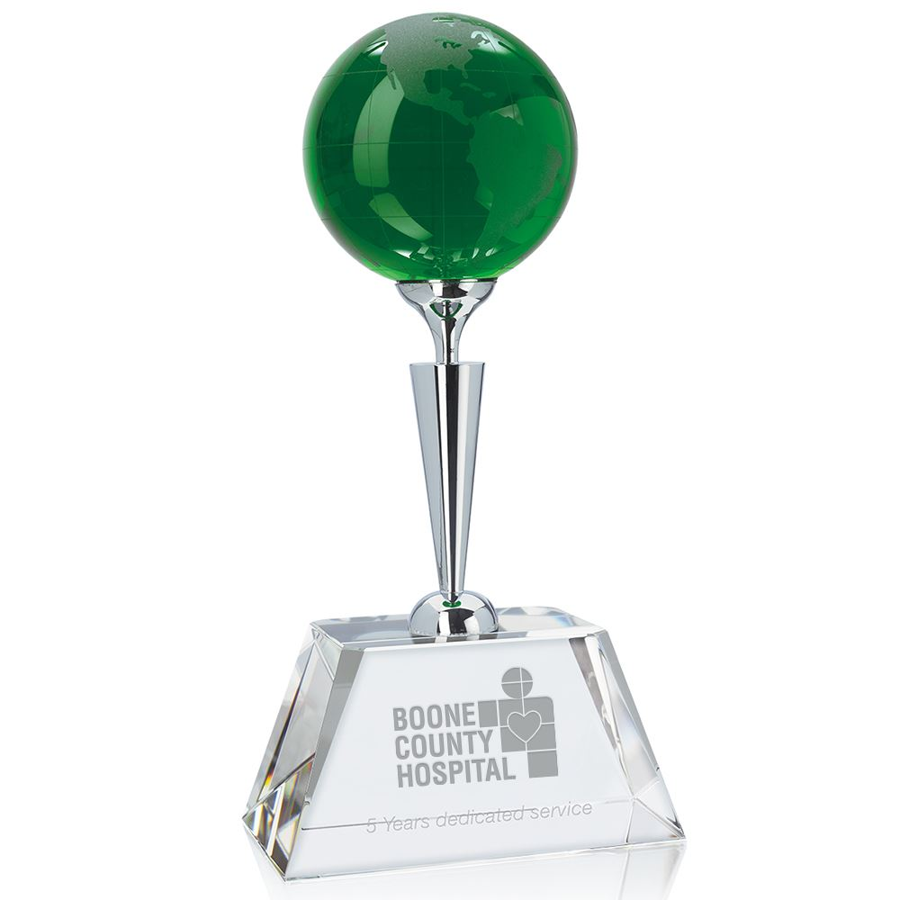 Mother Earth Award - Personalization Available