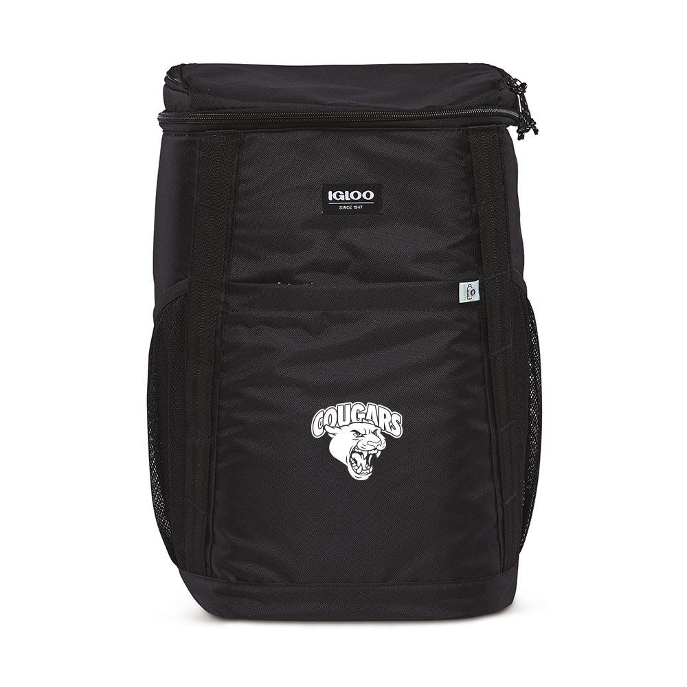 Igloo Repreve 36 Can Backpack Cooler - Personalization Available
