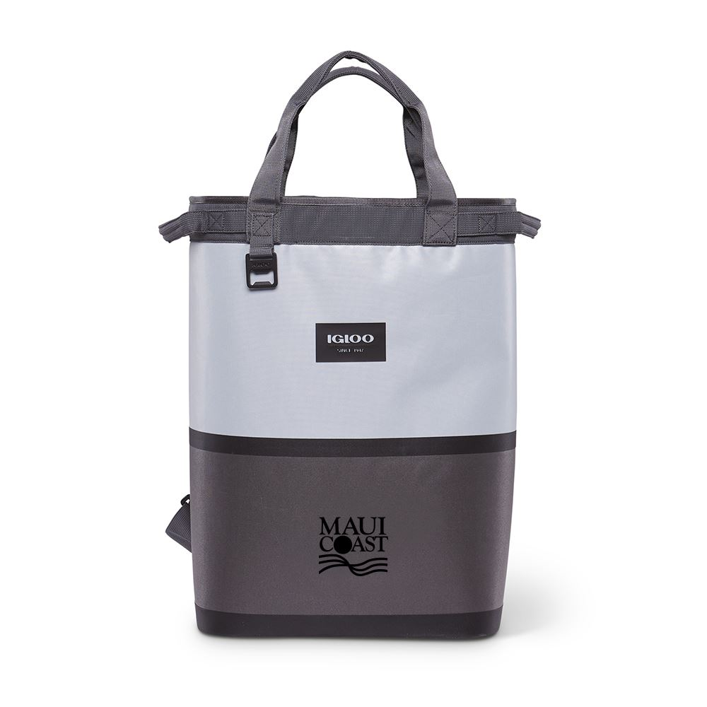 Igloo Reactor Cinch Backpack Cooler - Personalization Available