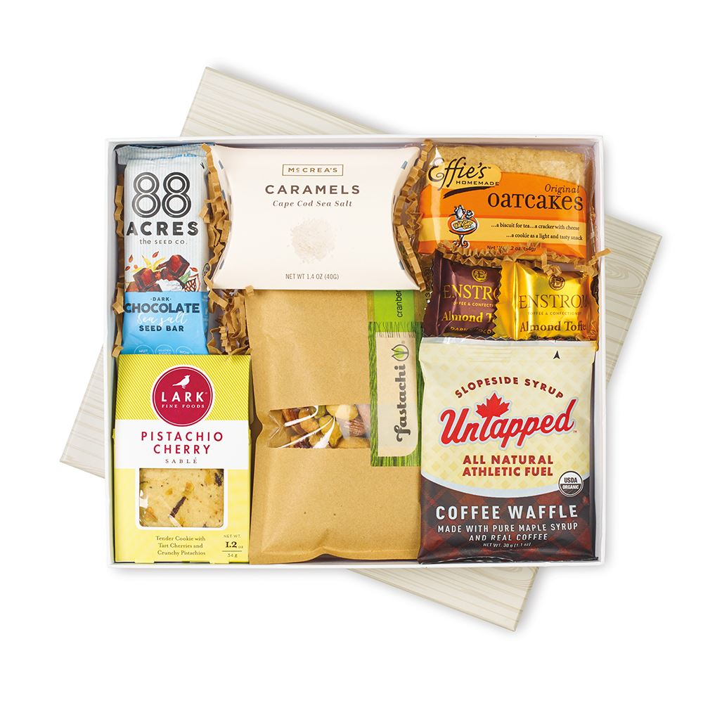 Gratitude and Goodies Gift Box - Personalization Available